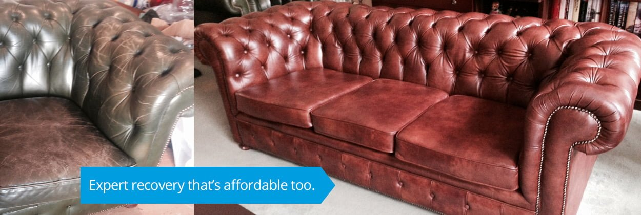 Leather Amp Fabric Sofa Reupholstery Amp Repadding Scotland