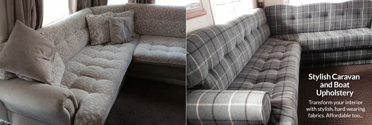Boat and Caravan Upholstery