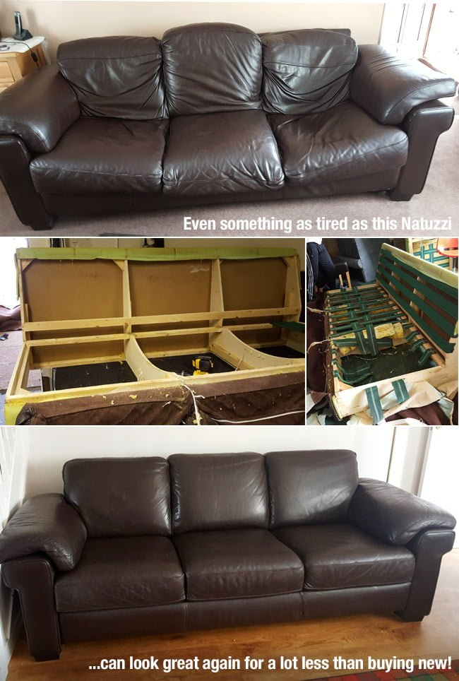 Repair Of Leather Sofa Leather Furniture Repair Restoration Services Cfs How Do You Repair