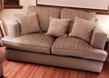 Fabric Sofa Recovery Affordable Fabric Reupholstery